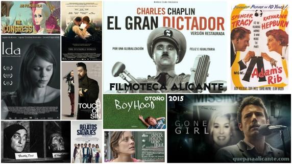 Filmoteca Otono Alicante 2015 AsiaZie